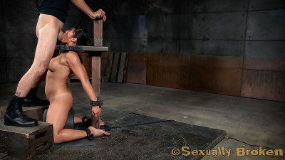 Every time mia li shows up, she always gives it her all. she does not hold back, - part 779